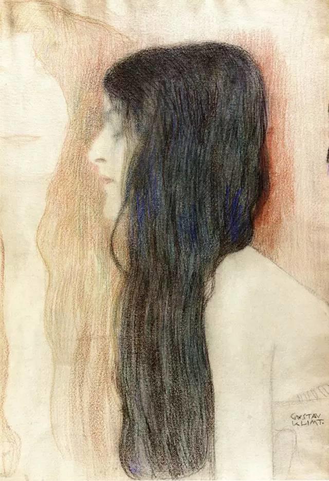 价值10亿,女性妖娆的线条——克里姆特插图49