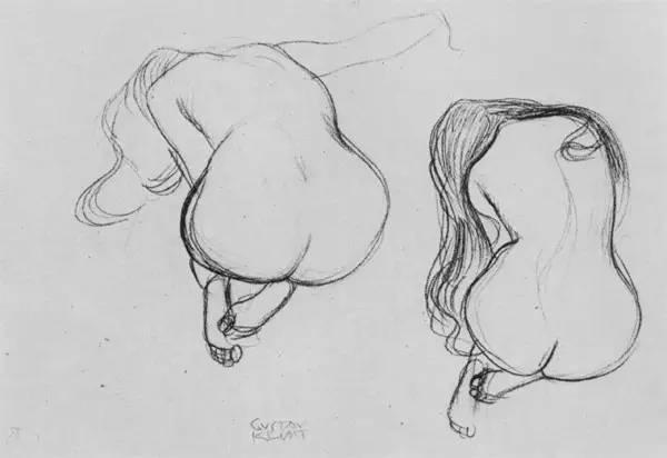 价值10亿,女性妖娆的线条——克里姆特插图55