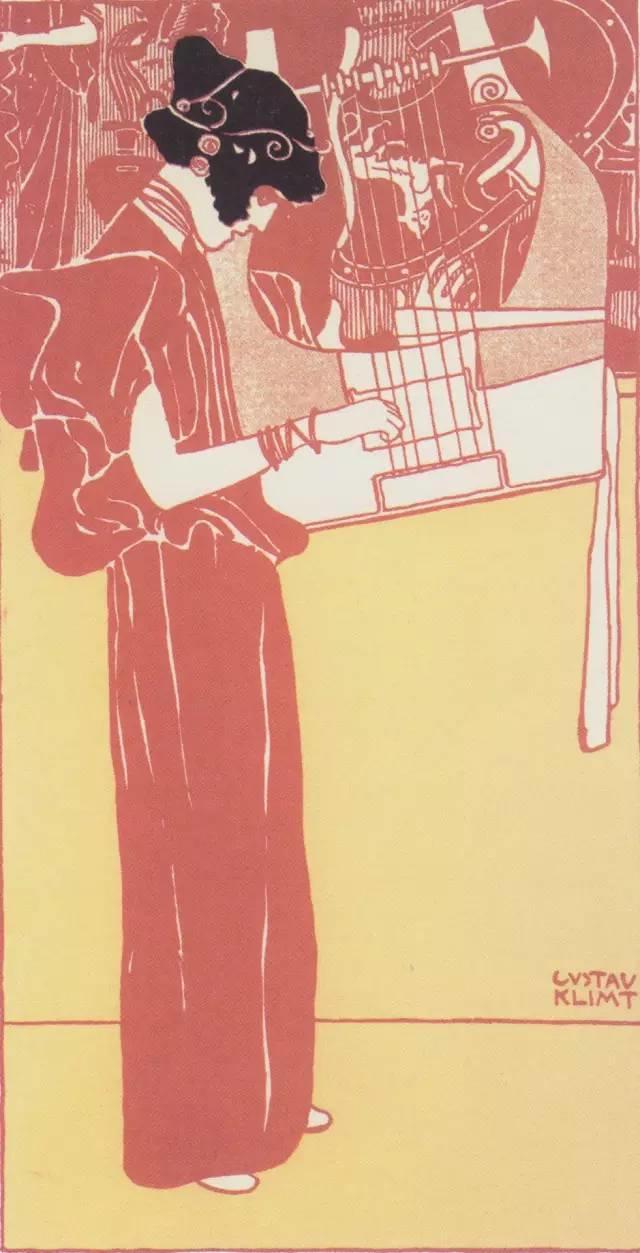 价值10亿,女性妖娆的线条——克里姆特插图61