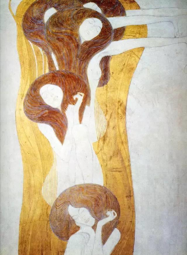 价值10亿,女性妖娆的线条——克里姆特插图71