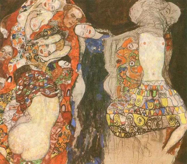 价值10亿,女性妖娆的线条——克里姆特插图215