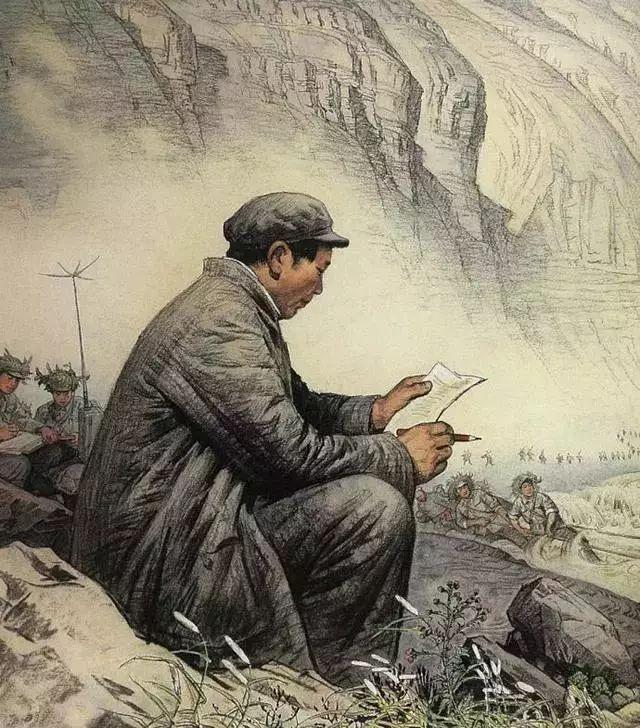 缅怀刘文西,他的画被印在人民币上插图17
