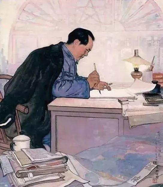 缅怀刘文西,他的画被印在人民币上插图19
