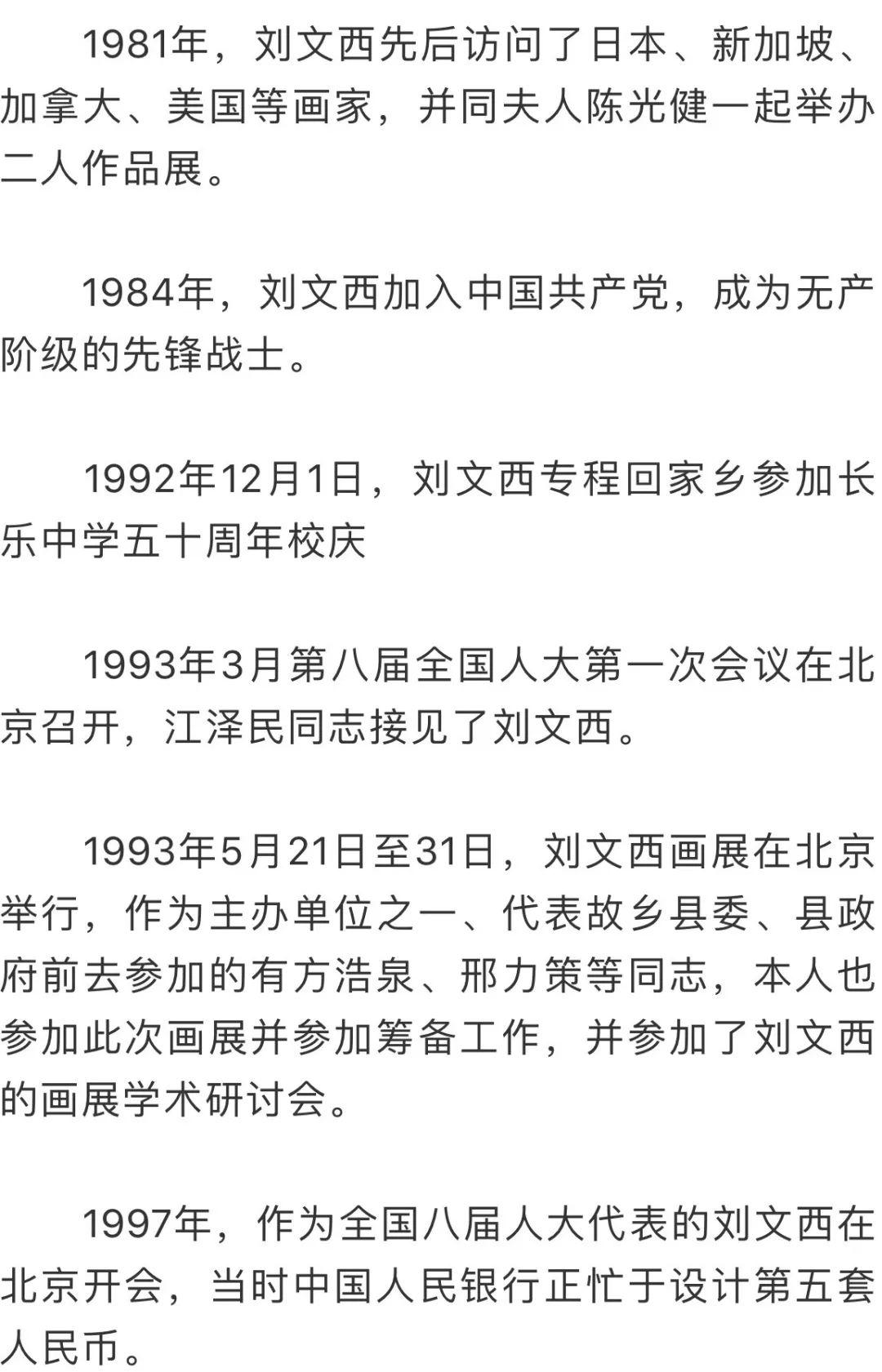 缅怀刘文西,他的画被印在人民币上插图21