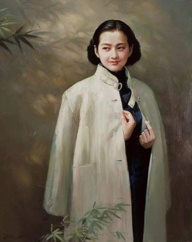 刘文进油画人物欣赏插图21