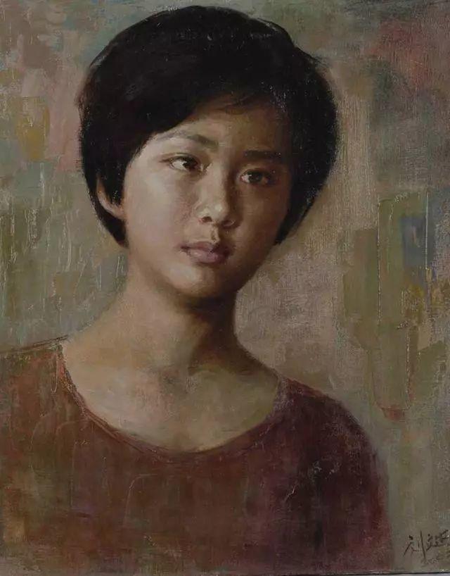 刘文进油画人物欣赏插图31
