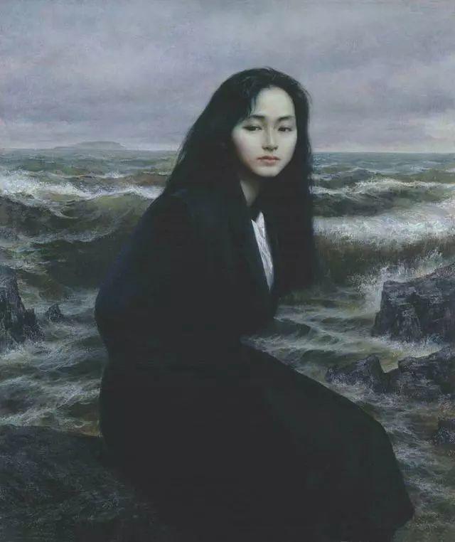 刘文进油画人物欣赏插图59