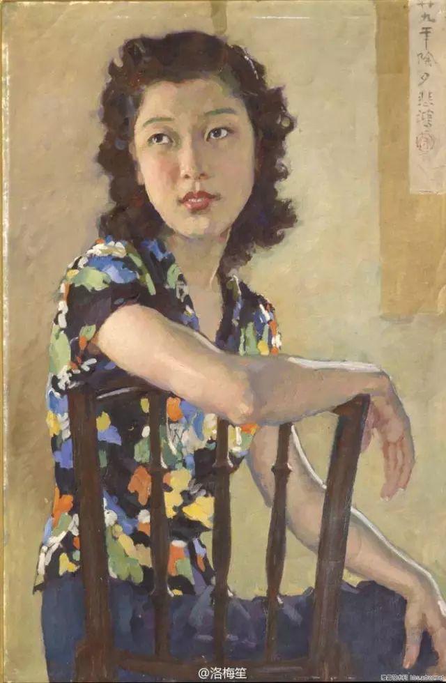 她曾是民国画家六美之一 徐悲鸿与她亦师亦友插图2