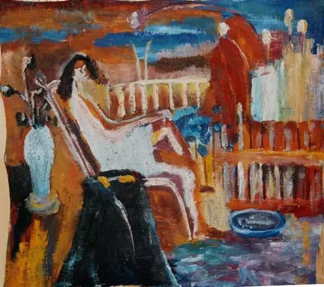 她曾是民国画家六美之一 徐悲鸿与她亦师亦友插图34