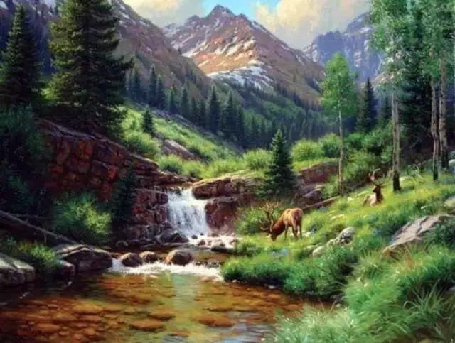 触动你视觉——美国乡村美景插图4