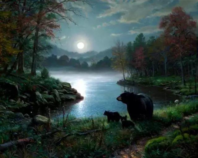 触动你视觉——美国乡村美景插图5