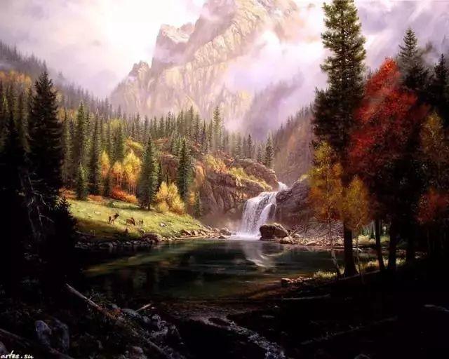 触动你视觉——美国乡村美景插图7