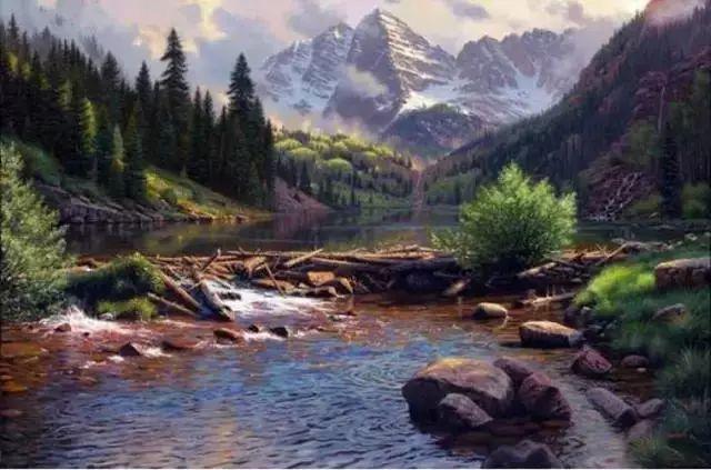 触动你视觉——美国乡村美景插图10