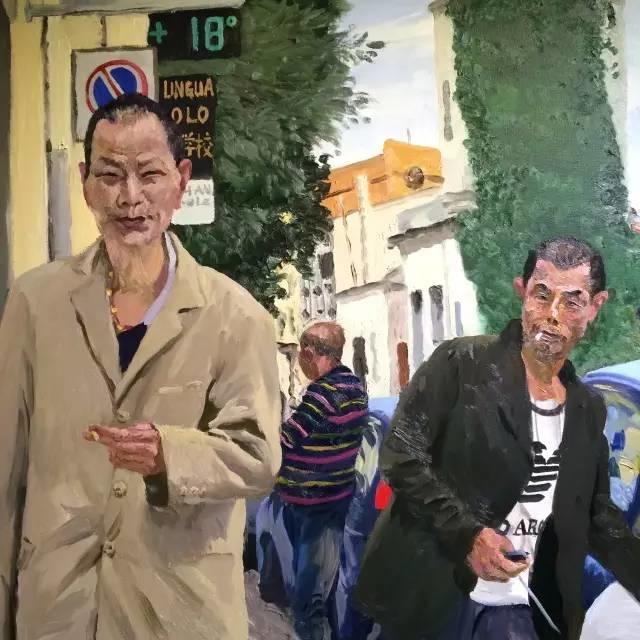 刘小东近期及往期作品欣赏插图119