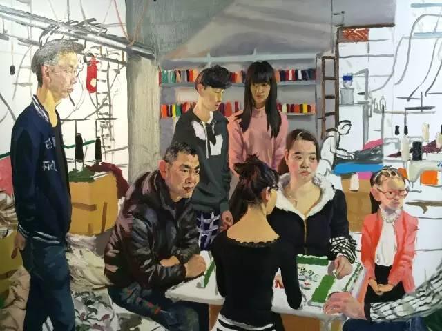 刘小东近期及往期作品欣赏插图123