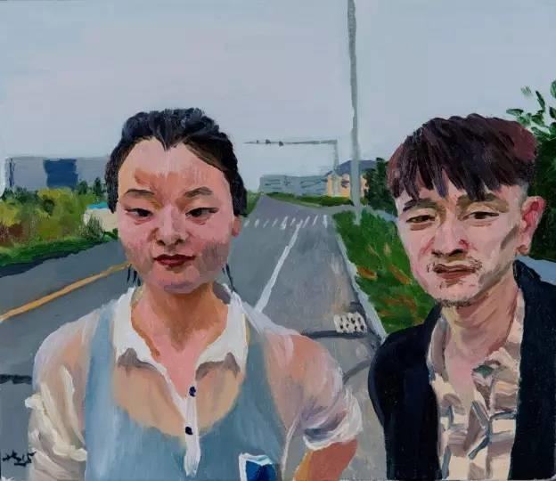 刘小东近期及往期作品欣赏插图141