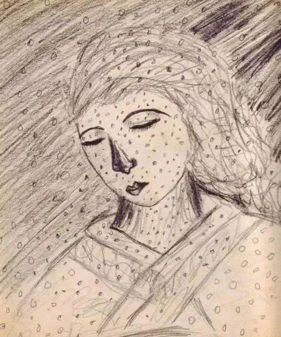 """她住了50年精神病院,一幅画却能卖2亿,90岁的她是全世界最""""贵""""的女画家插图14"""