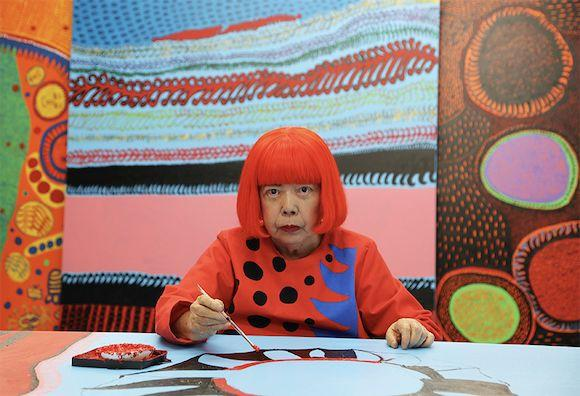 """她住了50年精神病院,一幅画却能卖2亿,90岁的她是全世界最""""贵""""的女画家插图46"""