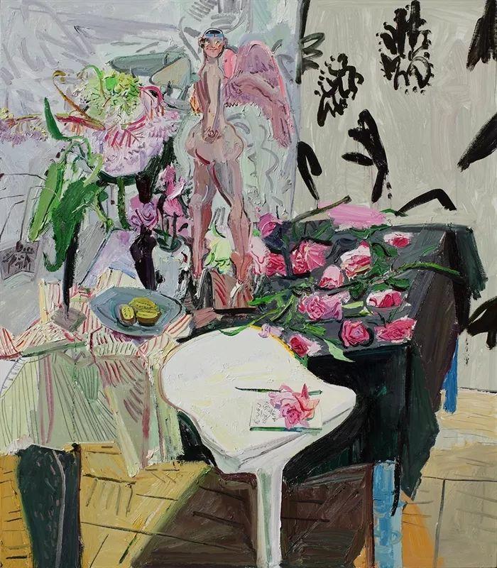 描绘如花绚丽生活——闫平插图8