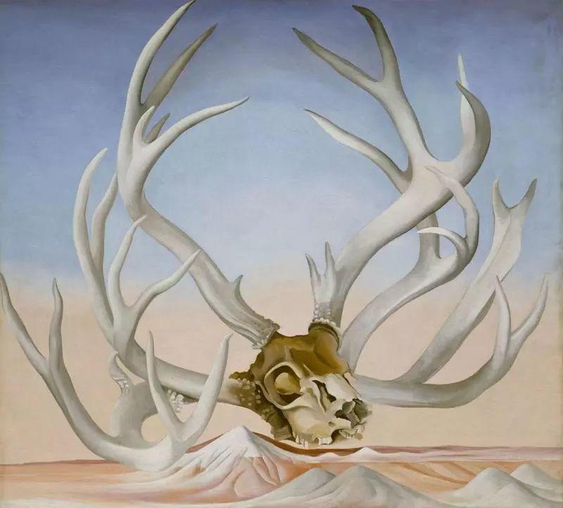 她独居大漠40年,画了一朵2.86亿的曼陀罗插图21