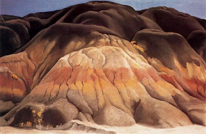 她独居大漠40年,画了一朵2.86亿的曼陀罗插图43