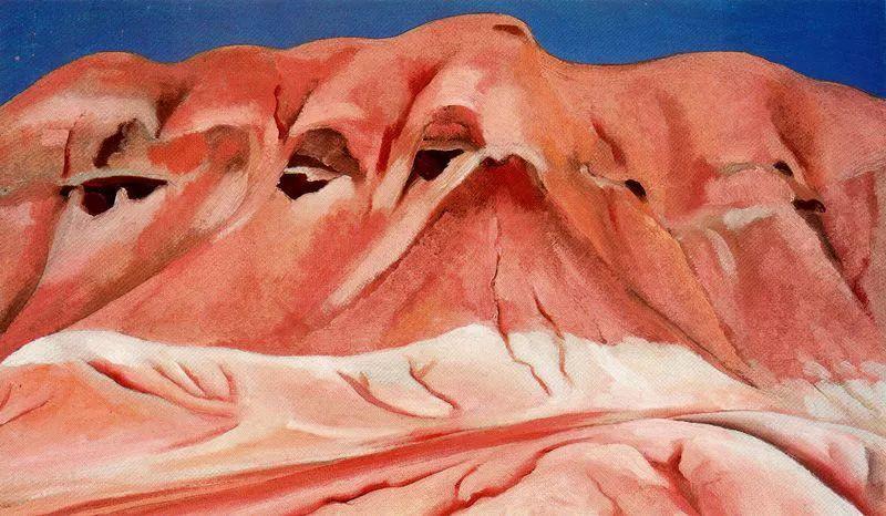 她独居大漠40年,画了一朵2.86亿的曼陀罗插图69