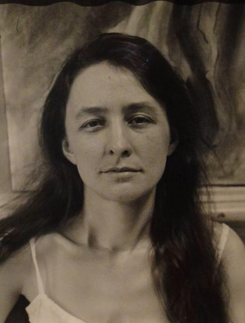 她独居大漠40年,画了一朵2.86亿的曼陀罗插图73