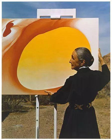 她独居大漠40年,画了一朵2.86亿的曼陀罗插图85