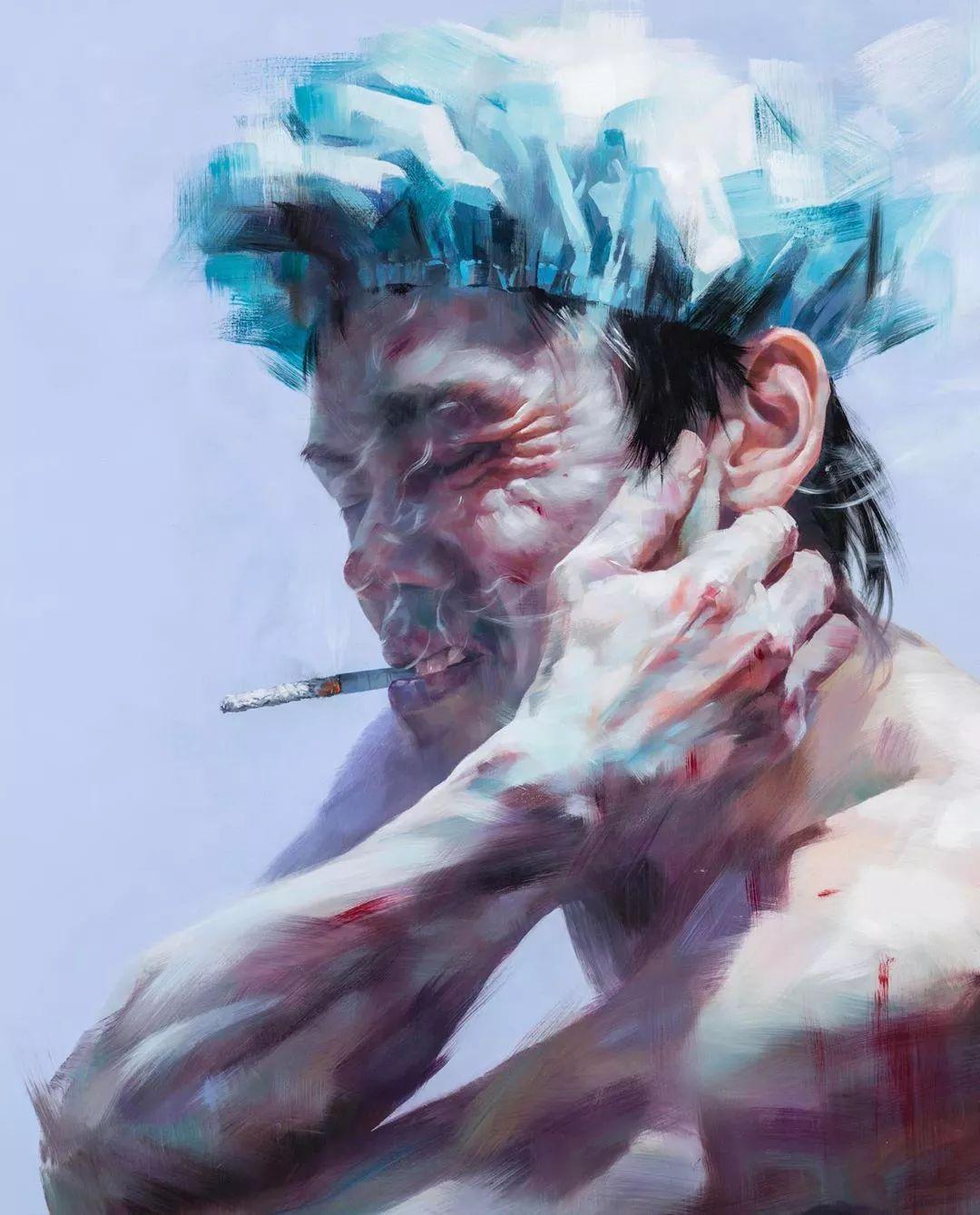 画笔留下的记忆,来自油画的魅力!插图1