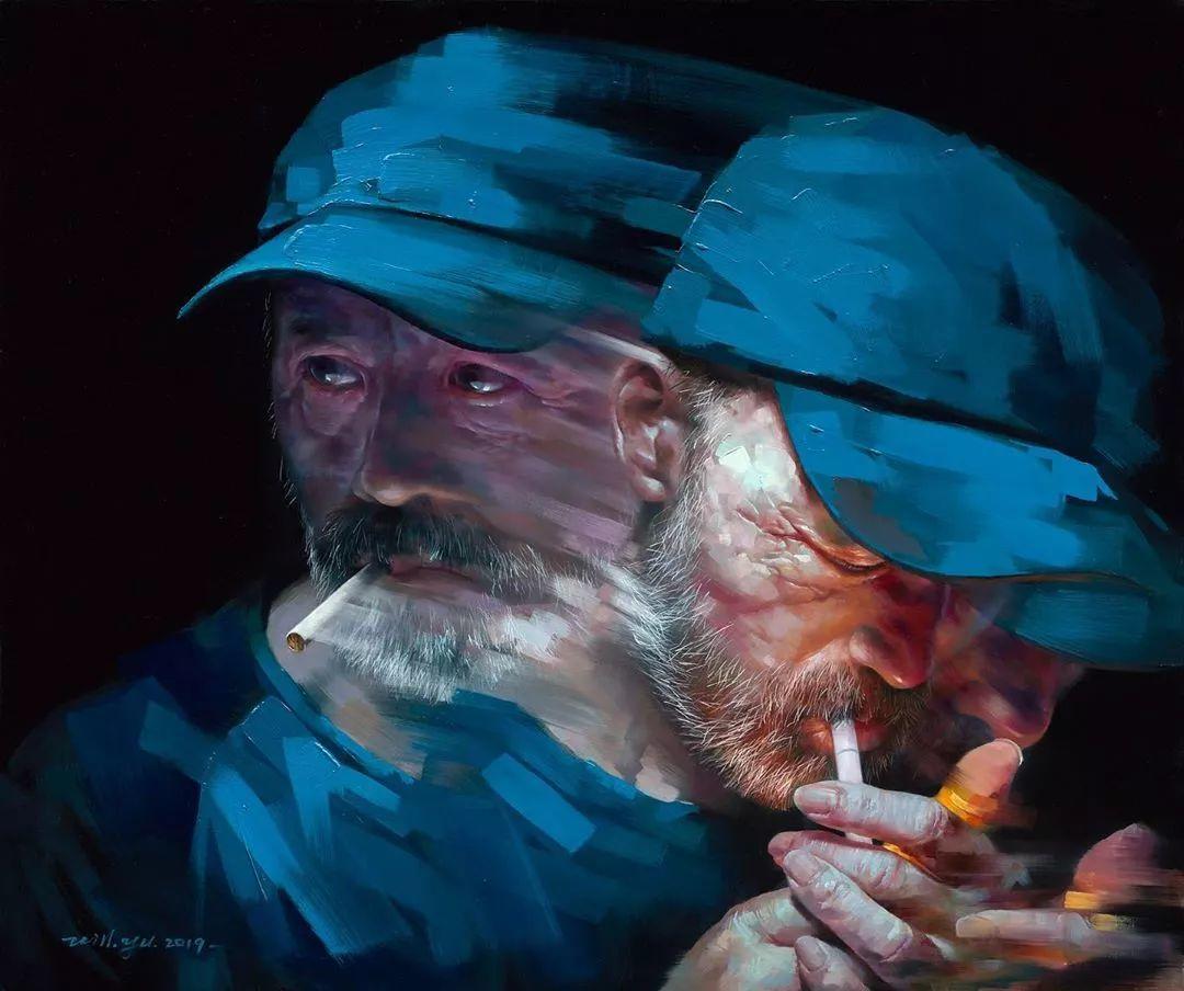 画笔留下的记忆,来自油画的魅力!插图11