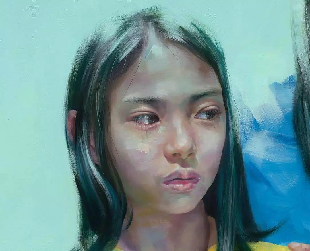 画笔留下的记忆,来自油画的魅力!插图29