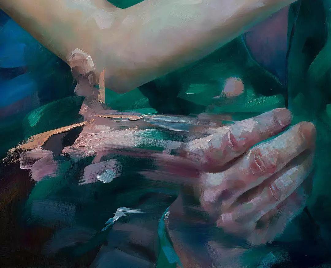 画笔留下的记忆,来自油画的魅力!插图39