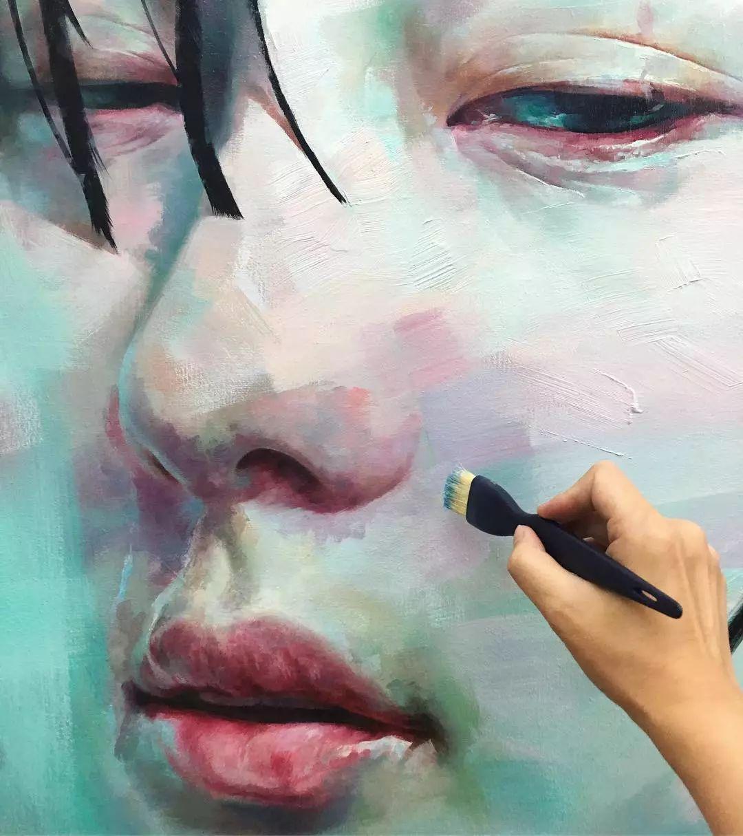 画笔留下的记忆,来自油画的魅力!插图43