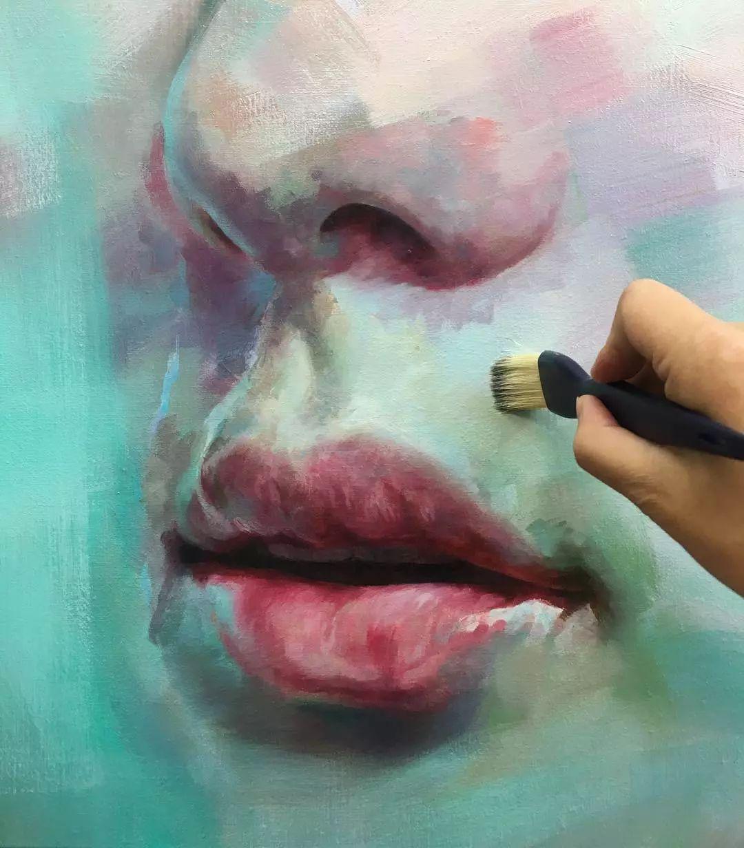 画笔留下的记忆,来自油画的魅力!插图45