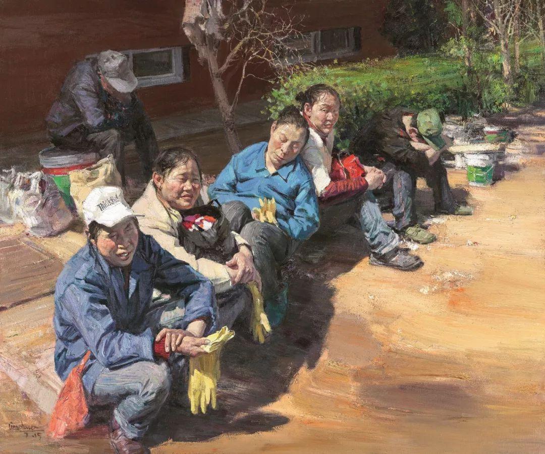 2019全国中青年油画精品展作品欣赏插图41
