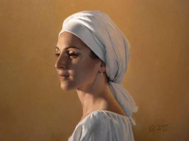 精美人物油画——美国艺术家David Gray插图5
