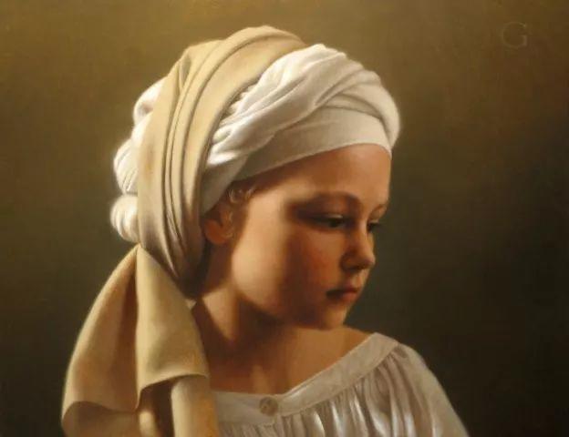 精美人物油画——美国艺术家David Gray插图11
