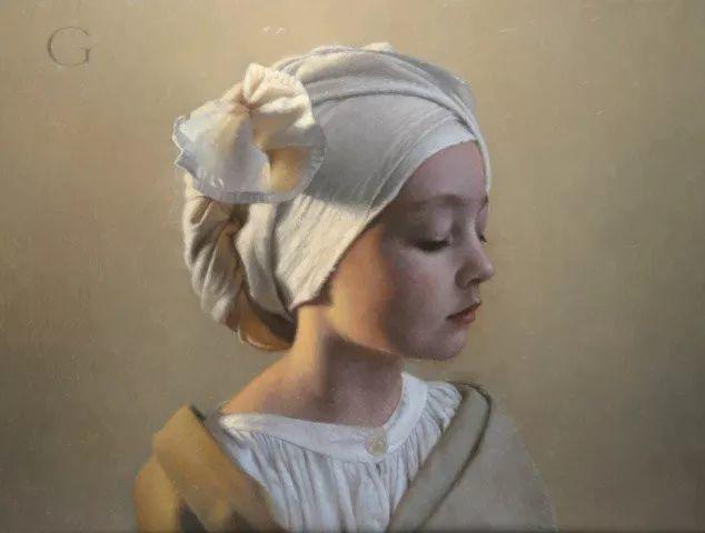 精美人物油画——美国艺术家David Gray插图17