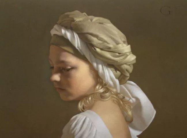 精美人物油画——美国艺术家David Gray插图21