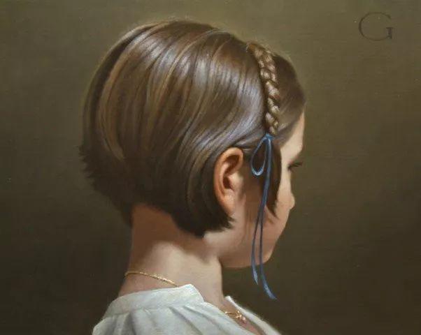 精美人物油画——美国艺术家David Gray插图29