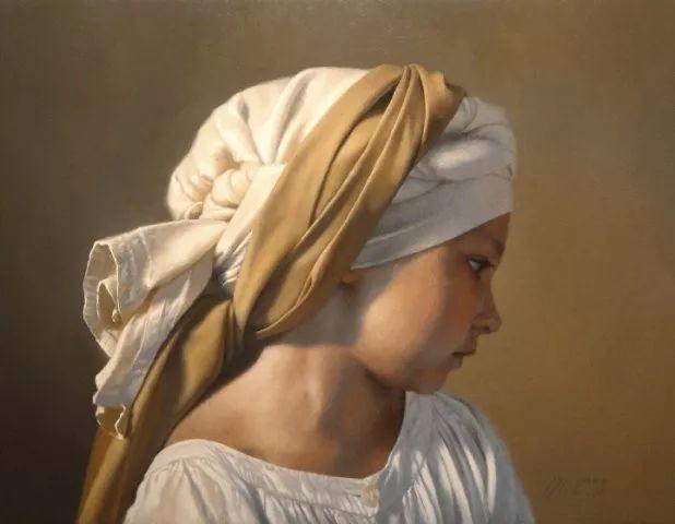 精美人物油画——美国艺术家David Gray插图41