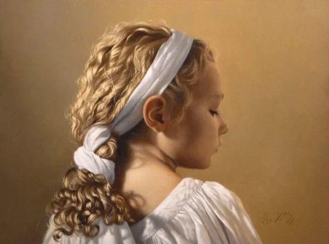 精美人物油画——美国艺术家David Gray插图43