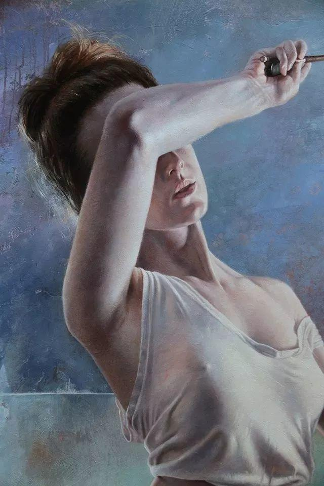 极具吸引力的女性形象 自带火花和内在美插图25