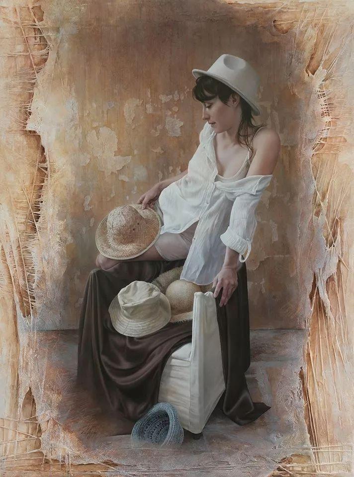 极具吸引力的女性形象 自带火花和内在美插图123