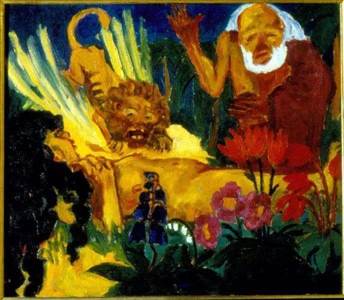 最早的表现主义者之一 德国画家诺尔德插图13