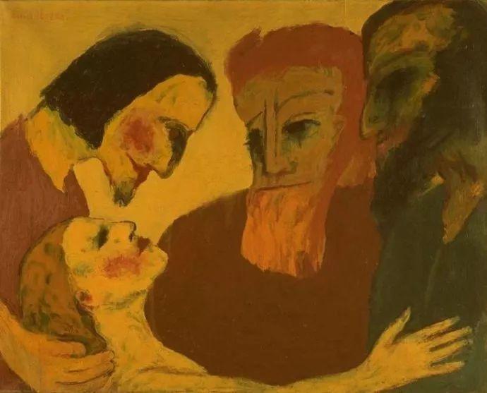 最早的表现主义者之一 德国画家诺尔德插图39