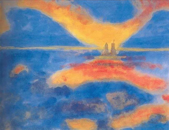 最早的表现主义者之一 德国画家诺尔德插图41