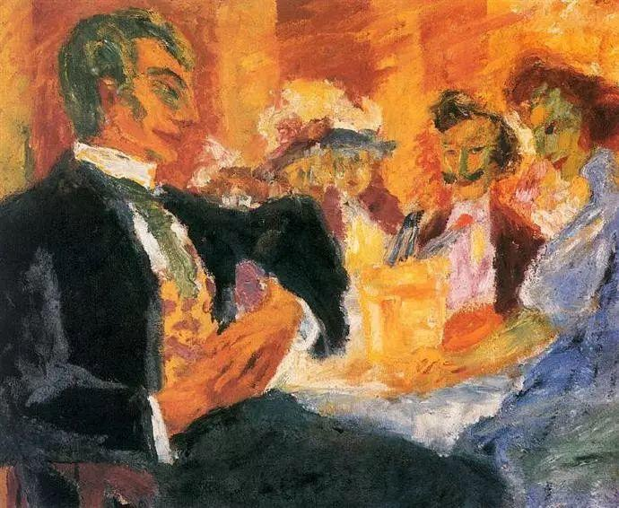 最早的表现主义者之一 德国画家诺尔德插图71