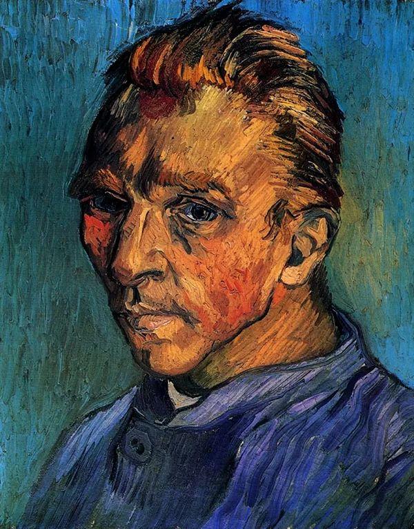 梵高一生40幅自画像,最后一幅看着看着就哭了插图49