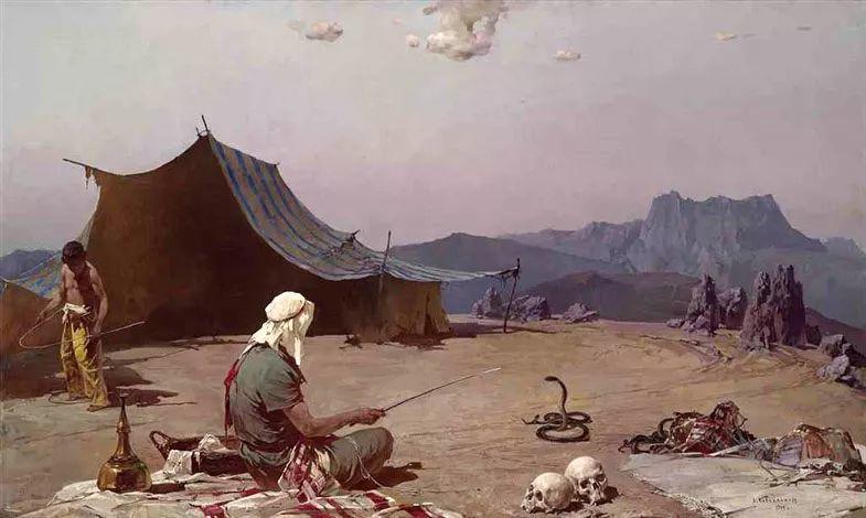 油画中的大美自然,迷人的乌克兰风情插图49